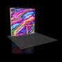 LumiWall 8' x 8' LED Backlit Printed Fabric Display