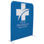 """5ft W x 72""""H Vinyl Wall Barrier Kit (Double-sided graphic)"""