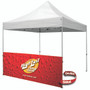 Standard 10' Tent Half Wall Kit (Dye-Sublimated, Double-Sided)