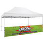 Premium 15' Tent Half Wall Kit (Dye-Sublimated, Single-Sided) (240517)