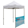 Deluxe 6' Tent Half Wall Kit (Dye-Sublimated, Single-Sided) (240856)