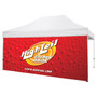 15' Tent Full Wall (Dye Sublimated, Double-Sided) (240348)