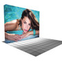10ft VBURST Flat Backlight Fabric Pop-up Display Kit