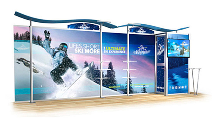 New 20ft Timberline closet displays are here!