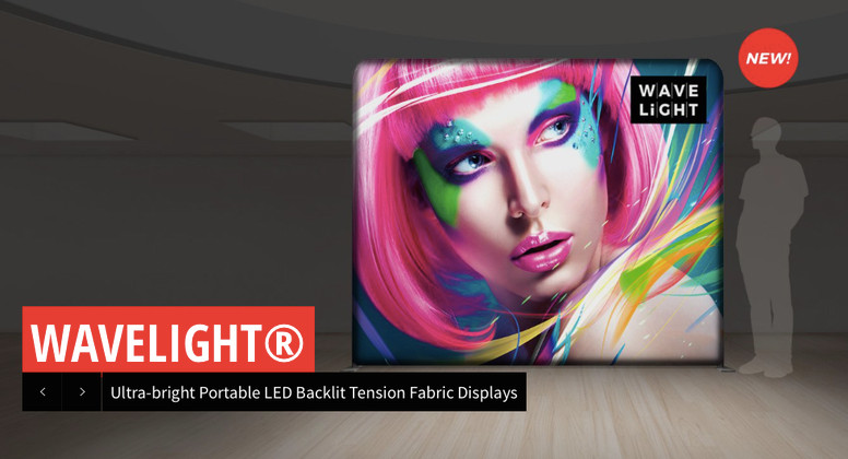WaveLight 10ft Flat LED Lightbox