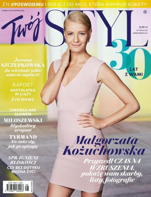 Twój Styl - 3 month subscription(Price Includes Shipping)