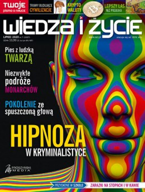 Wiedza i Życie - 3 month subscription (Price Includes Shipping)