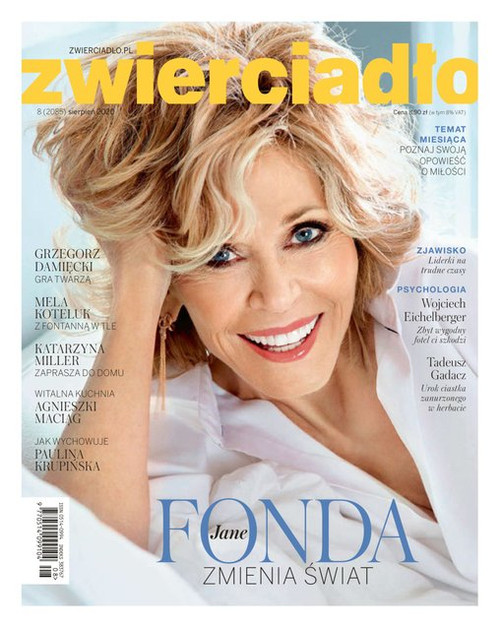 Zwierciadlo - 6 month subscription (Price Includes Shipping)
