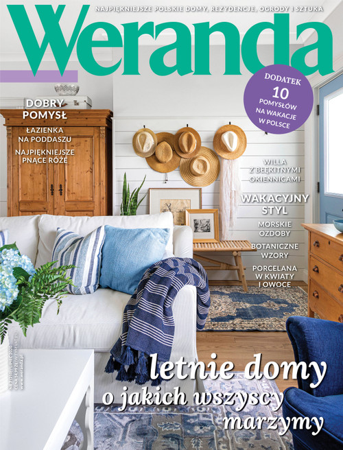 Weranda - 6 month subscription (Price Includes Shipping)