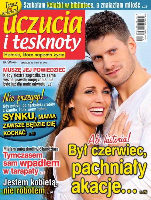 Uczucia i Tesknoty - 6 months subscription (Price Includes Shipping)