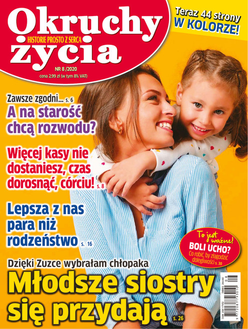 Okruchy Życia - 6 month subscription (Price Includes Shipping)