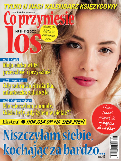 Co Przyniesie Los - 6 month subscription (Price Includes Shipping)