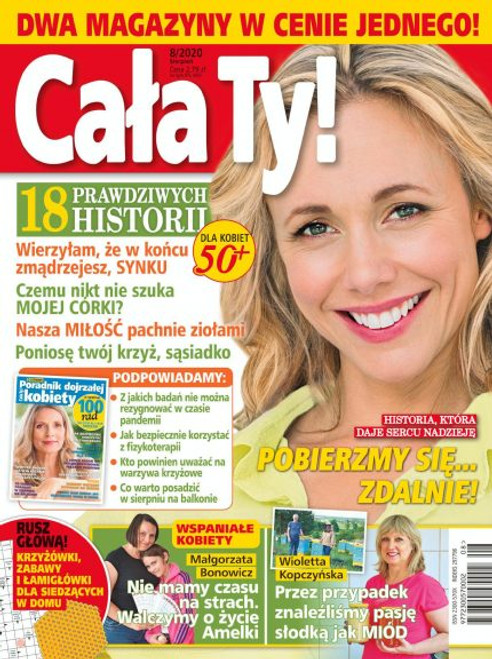 Cała Ty! - 6 month subscription (Price Includes Shipping)