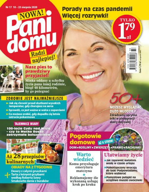 Pani Domu - 6 month subscription (Price Includes Shipping)