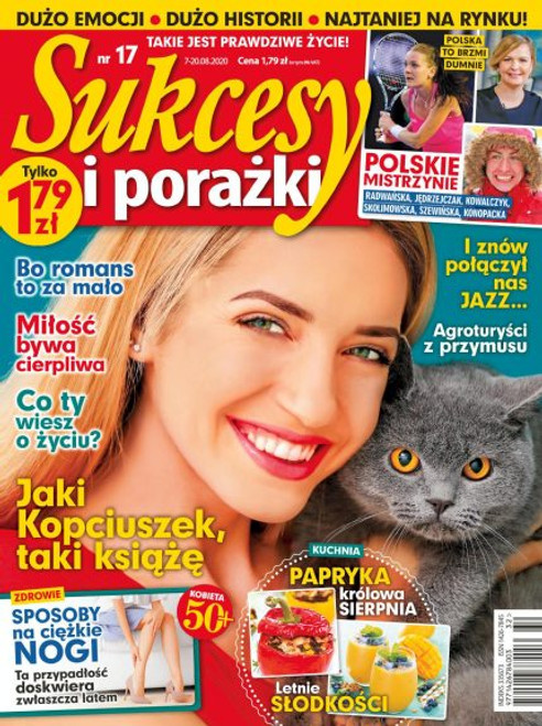 Sukcesy i Porażki - 6 month subscription (Price Includes Shipping)