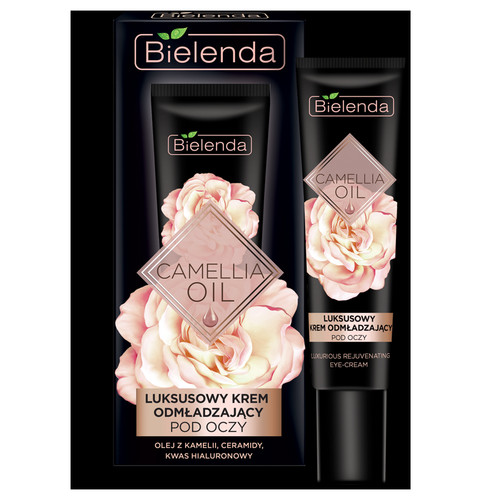 Bielenda - Camellia Oil Luxurious Rejuvenating Eye Cream, 15 ml
