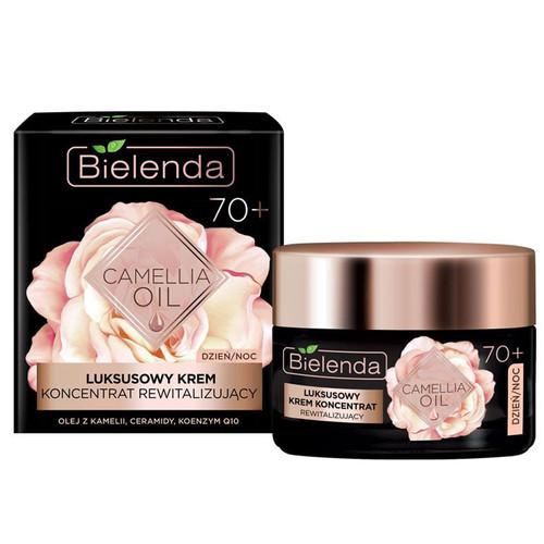 Bielenda - Camellia Oil Luxurious Revitalization Day & Night Cream 70+, 50 ml