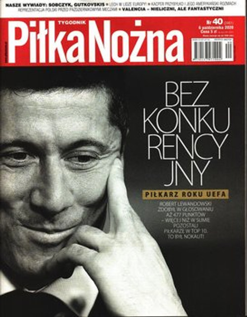 Piłka Nożna - 3 month subscription (Price Includes Shipping)