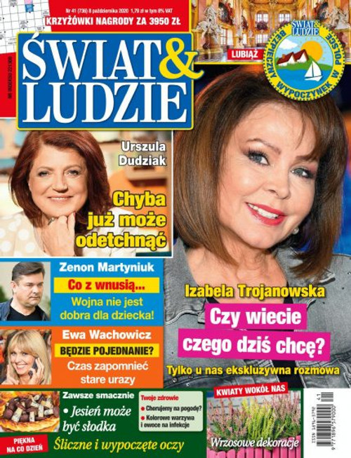 Swiat i Ludzie - 3 month subscription (Price Includes Shipping)