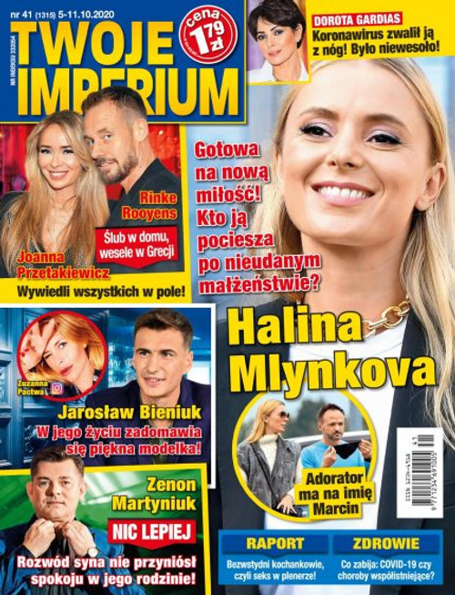 Twoje Imperium - 3 month subscription (Price Includes Shipping)