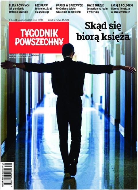Tygodnik Powszechny - 3 month subscription (Price Includes Shipping)