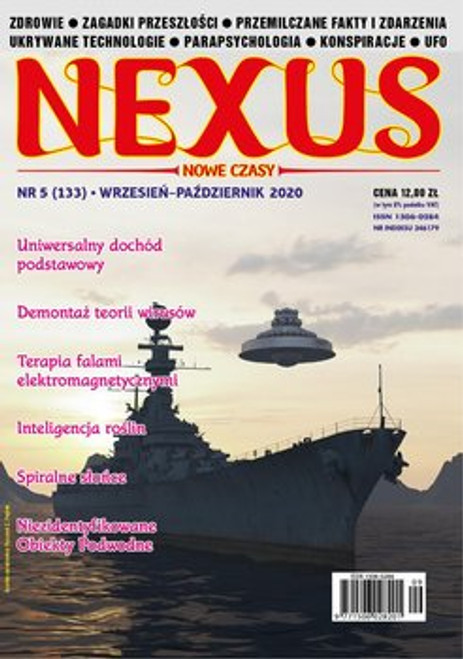 Nexus. Nowe Czasy - 6 month subscription (Price Includes Shipping)