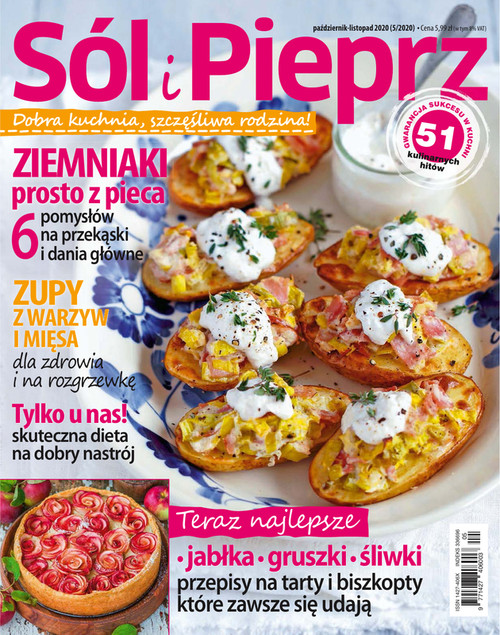 Sól i Pieprz  - 6 month subscription (Price Includes Shipping)