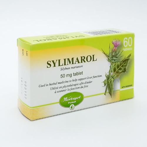 Sylimarol 50mg - 60 Tablets