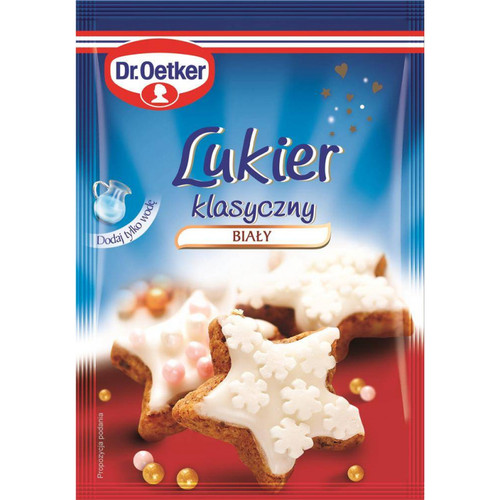 Dr. Oetker - Classic Frosting White, 70g