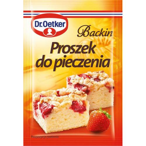 Dr. Oetker - Baking Powder, 15g