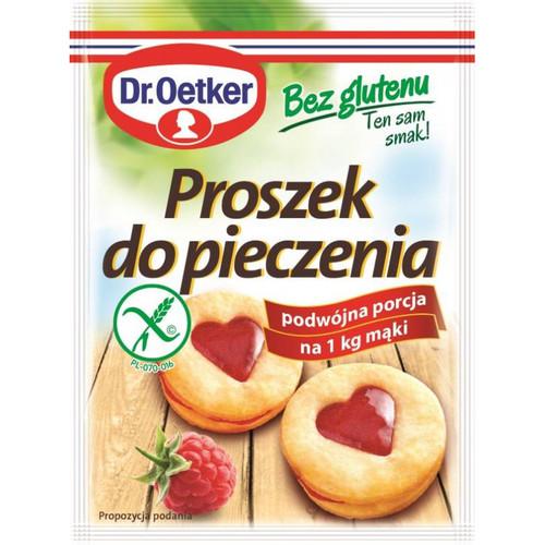 Dr. Oetker - Baking Powder Gluten Free, 30g
