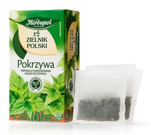 Herbapol - Nettle Tea, 20/1.5g (bags)