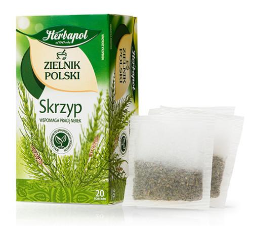 Herbapol - Horsetail Tea, 20/1.8g (bags)