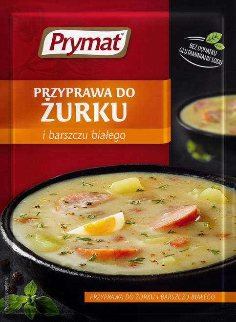 Prymat - Polish Zurek Sour Soup Seasoning, 25g