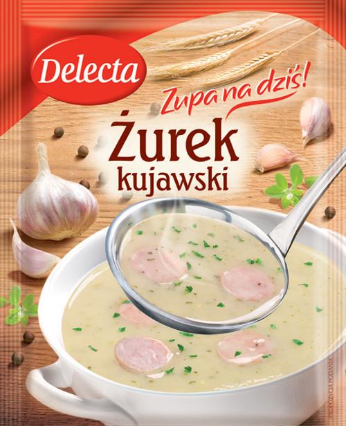 Delecta - Zurek Kujawski, 50g