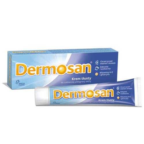 Dermosan Rich Cream For Face & Body, 40g