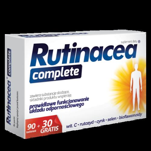 Rutinacea Complete - 120 Tablets