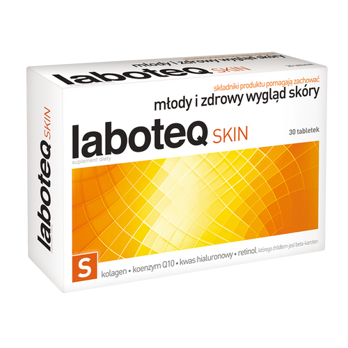 Laboteq Skin 30 Tablets
