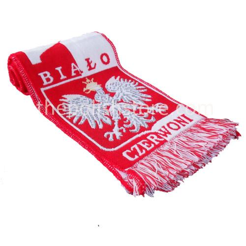 Polish National Fan Scarf