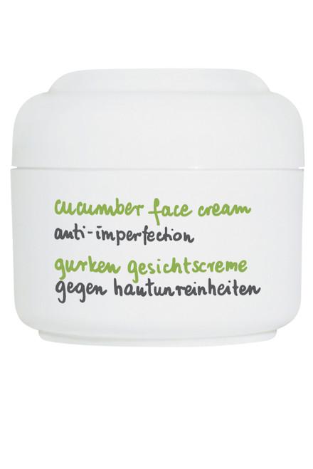 Ziaja - Cucumber Face Cream, Vegan, 100ml