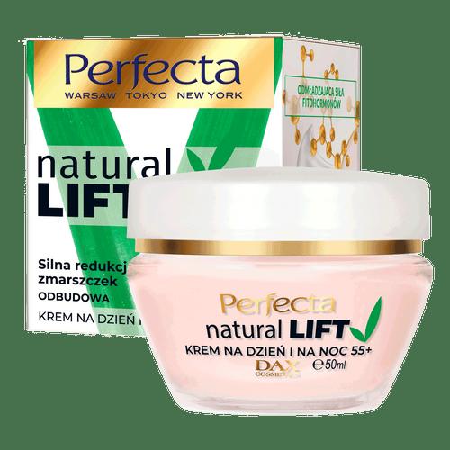 Dax Perfecta - Natural Lift  55+ Day & Night Face Cream, 50ml