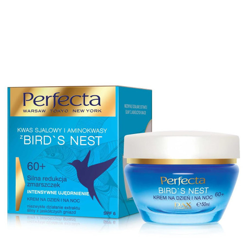 Dax Perfecta - Beauty Birds Nest 60+ Day & Night Face Cream, 50ml