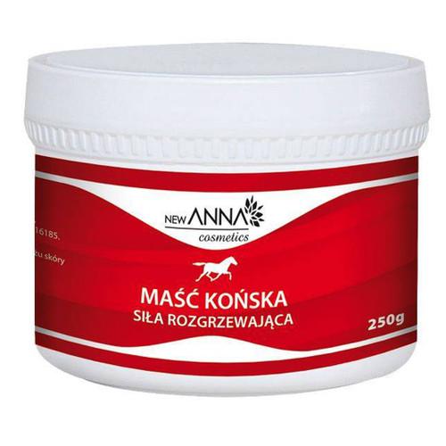 New Anna Cosmetics - Horse Balm Warming Power 250ml