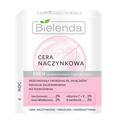 Bielenda - Capillary Skin Face Cream For Night, 50 ml