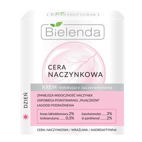 Bielenda - Capillary Skin Face Cream For Day, 50 ml