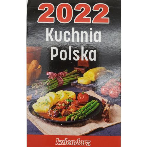 Calendar Polish Cuisine 2022 - (Zdzierak Kuchnia Polska)
