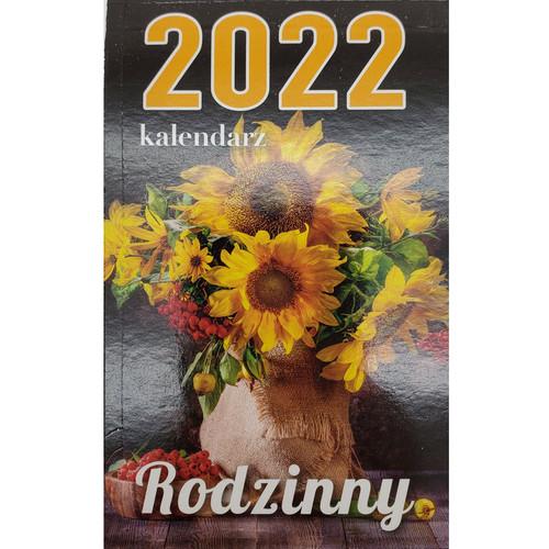 Calendar Family 2022 - (Zdzierak Rodzinny)
