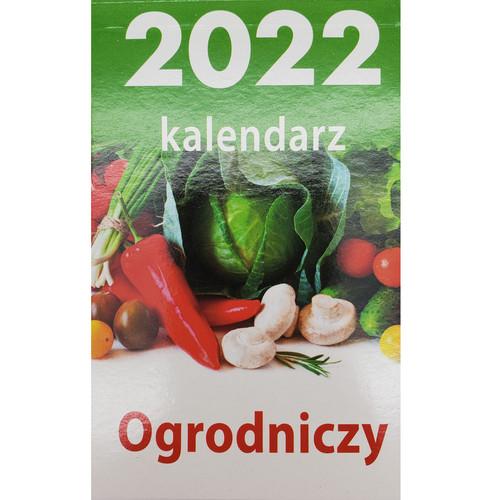 Calendar Gardening 2022 - (Zdzierak Ogrodniczy)
