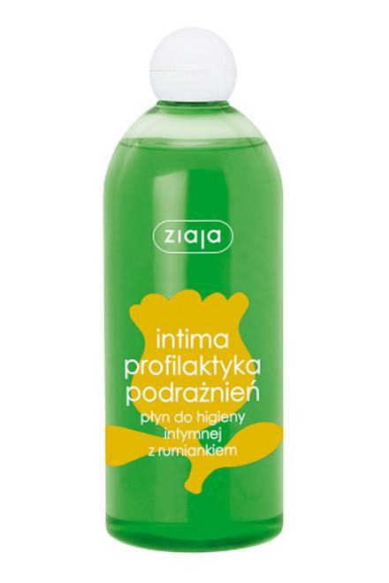 Ziaja - Intimate Wash Gel Herbal Chamomile, Vegan, 500ml