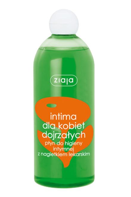 Ziaja - Intimate Wash Gel Herbal Marigold, Vegan, 500ml